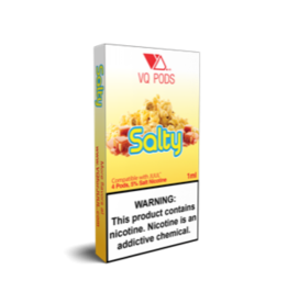 VQ Pods 5% Salty (Pack of 4 Pods)