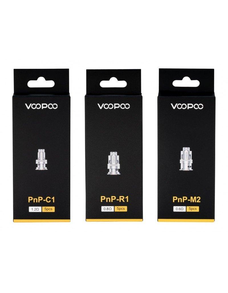 Voopoo PnP-VM1 Coils 0.3 (5 Pack)