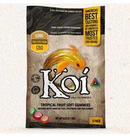 Koi CBD Tropical Gummies 60mg