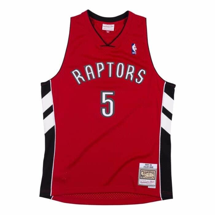 NBA RAPTS JROSE