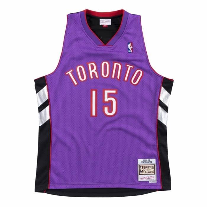 NBA SJY VCARTER TORONTO