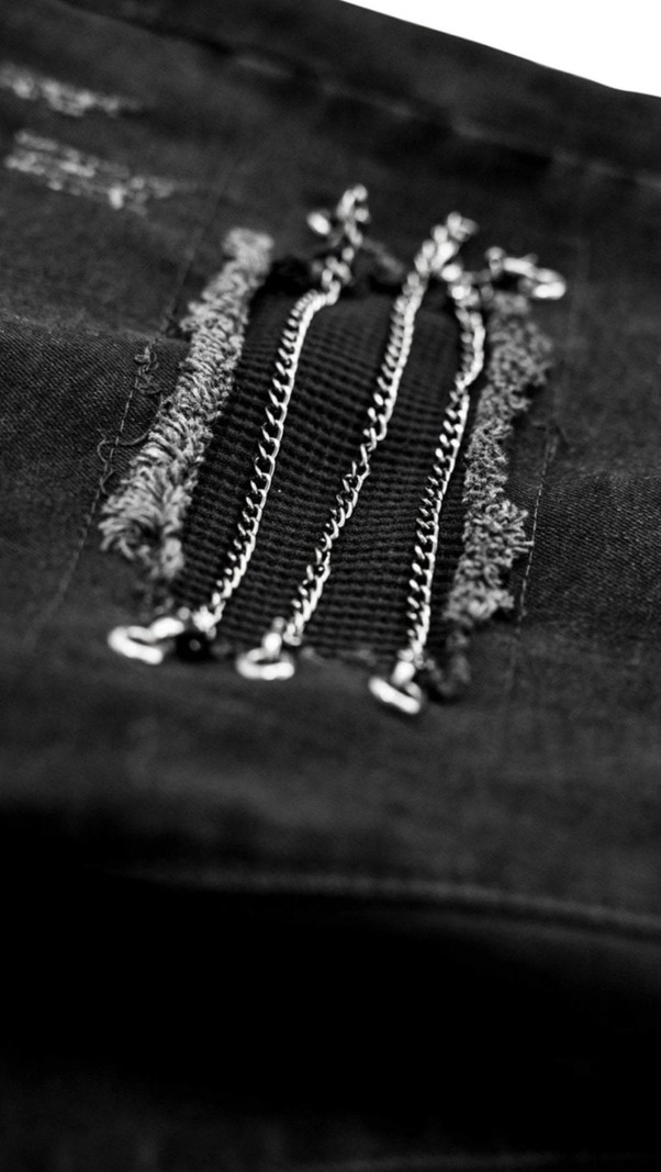 CHAIN DENIM