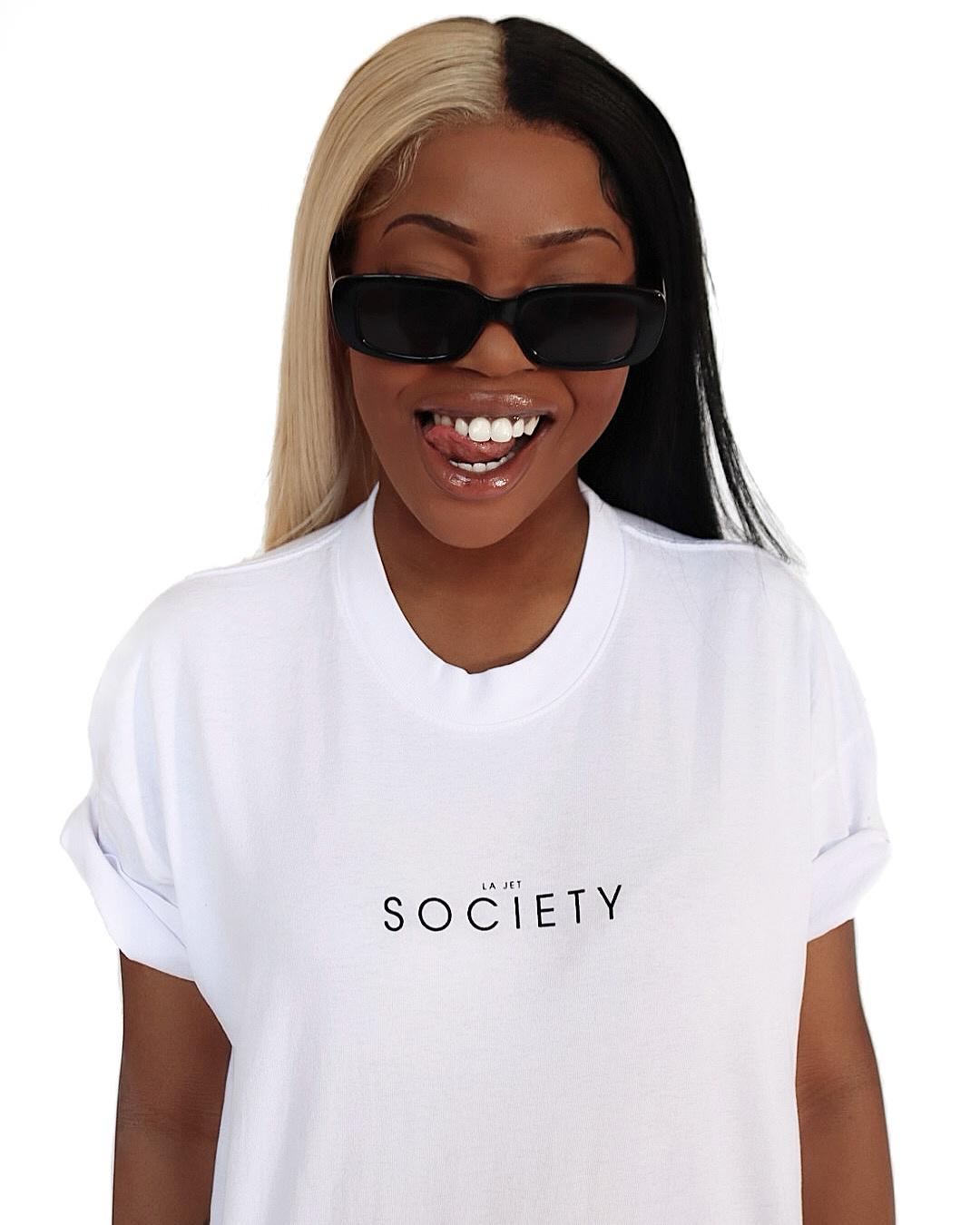 LA JET SOCIETY PREMIUM TEE