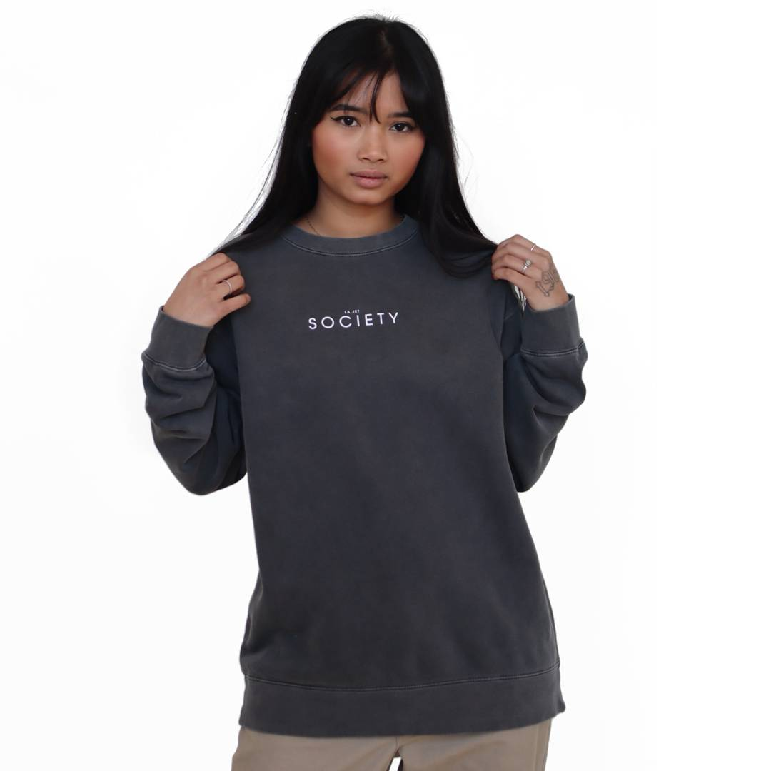 Pigment Dyed La Jet Society Shop Now