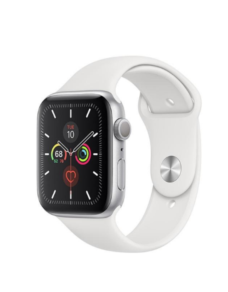 Apple Apple Watch Series 5 40MM Silver Aluminium GPS