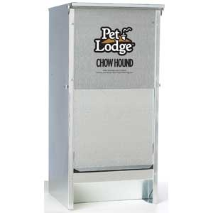 Pet Lodge Chow Hound Pet Feeder & Storage Bin Small Product Image
