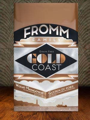 Fromm Fromm Gold Coast Grain Free Weight Management Dog Food 12lbs Product Image