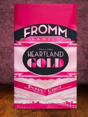 Fromm Fromm Heartland Gold Grain Free Puppy Food 26lbs Product Image