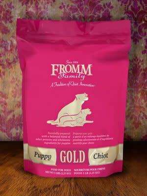 Fromm Fromm Gold Puppy Dry Food 5lbs Product Image