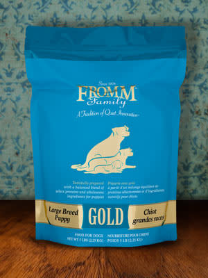 Fromm Fromm Gold Large Breed Puppy Food 15lbs Product Image