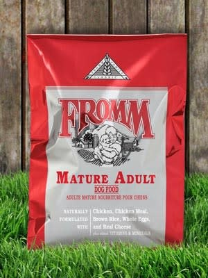 Fromm Fromm Classic Mature Dry Dog Food 33lbs Product Image
