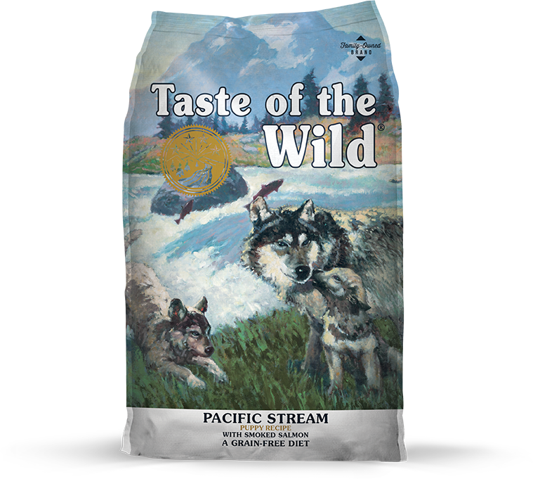Diamond Taste of the Wild Pacific Stream Puppy 28lbs Product Image