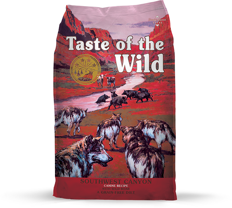 DIAMOND PET FOODS Taste of the Wild Southwest Canyon Canine 28lbs Product Image