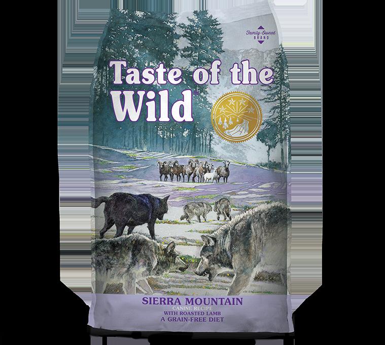 Diamond Taste of the Wild Sierra Mountain 5# Product Image