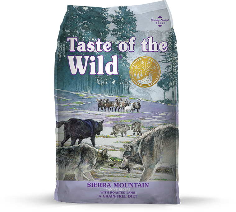 Taste of the Wild Sierra Mountain 28# Product Image