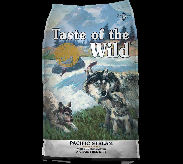 DIAMOND PET FOODS Taste of the Wild Pacific Stream Puppy 5lbs Product Image