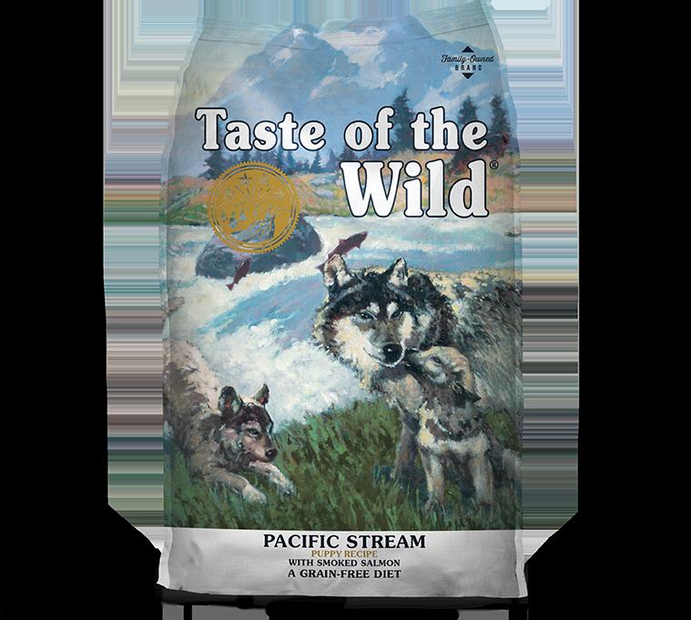 DIAMOND PET FOODS Taste of the Wild Pacific Stream Puppy 14lbs Product Image