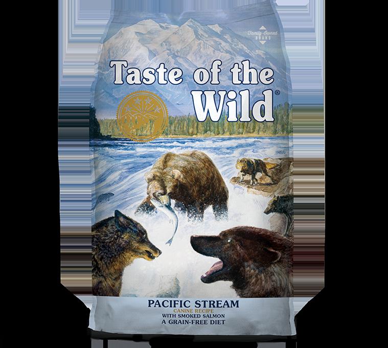 DIAMOND PET FOODS Taste of the Wild Pacific Stream 5lbs Product Image