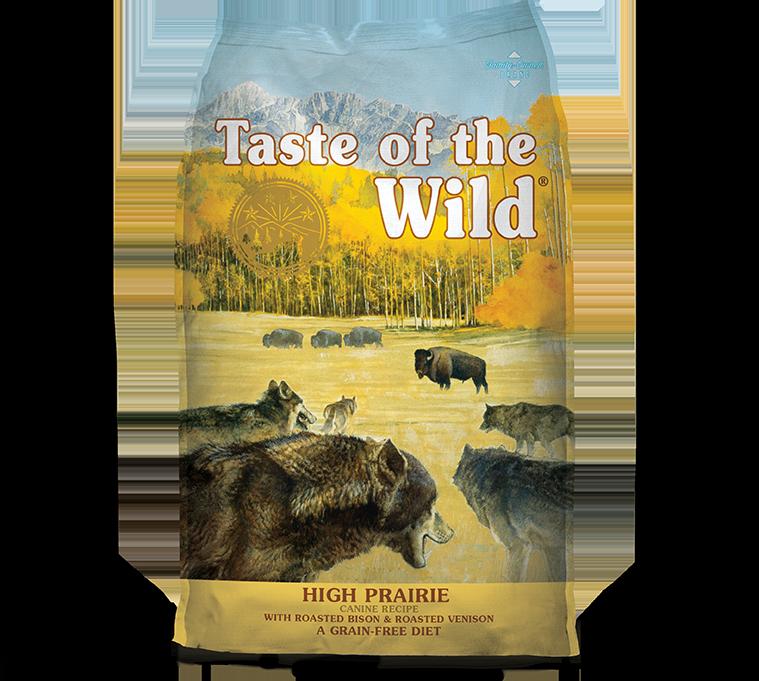 DIAMOND PET FOODS Taste of the Wild High Prairie Dog Food 14lbs Product Image