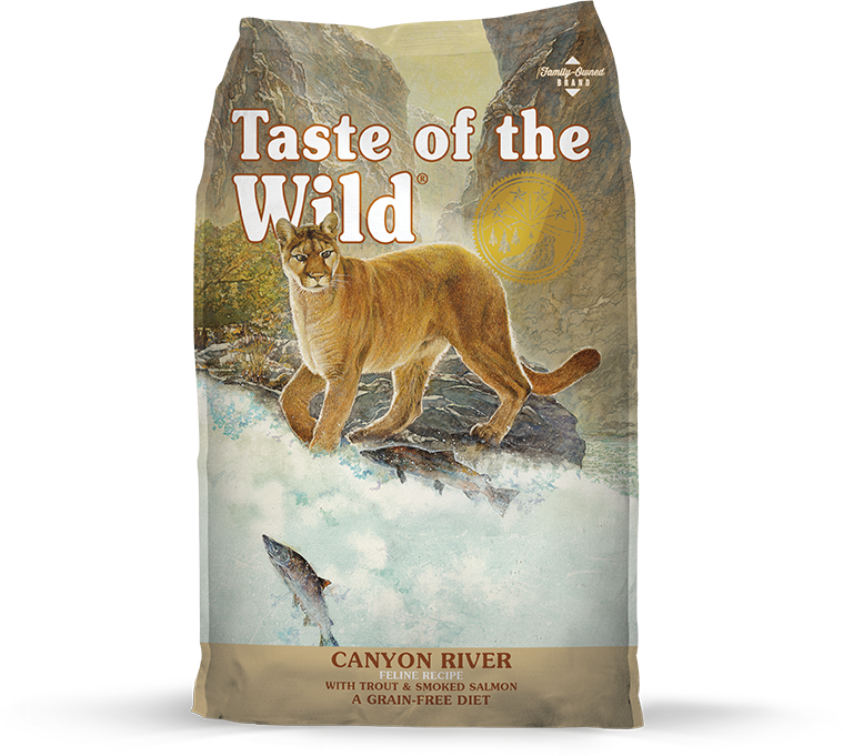Diamond Taste of the Wild Canyon River Feline 15# Product Image