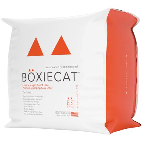 BoxieCat BoxieCat Litter Extra Strength 28lb Flexbox Product Image