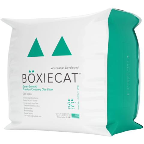 BoxieCat BoxieCat Litter Scented 28lb Flexbox Product Image