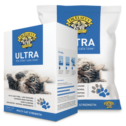 Dr. Elsey Dr. Elsey's Ultra Scoopable Litter 40lb Product Image