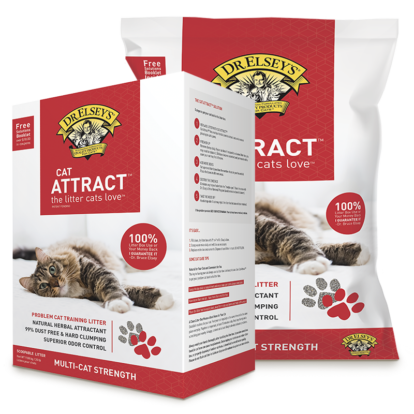 Dr. Elsey Dr. Elsey's Cat Attract Litter 40lb Product Image