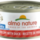 Almo Nature Almo Nature Complete Chicken with Duck Cat Can 2.47oz Product Image