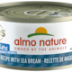 Almo Nature Almo Nature Complete Mackerel with Sea Bream Cat Can 2.47 oz Product Image
