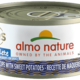 Almo Nature Almo Nature Complete Mackerel with Sweet Potato Cat Can 2.47oz Product Image