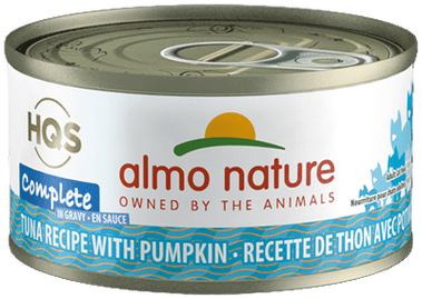Almo Nature Almo Nature Complete Tuna with Pumpkin Cat Can 2.47 oz Product Image