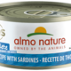Almo Nature Almo Nature Complete Tuna with Sardines Cat Can 2.47oz Product Image