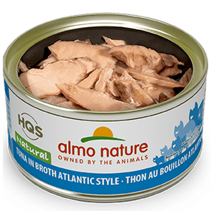 Almo Nature Almo Nature Natural Atlantic Tuna Cat Can 2.47oz Product Image