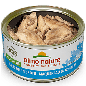Almo Nature Almo Nature Natural Mackerel Cat Can 2.47 oz Product Image