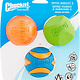 Chuckit! Chuckit Fetch Medley 2.0 3 Pack Ultra Squeaker Strato Erratic Product Image