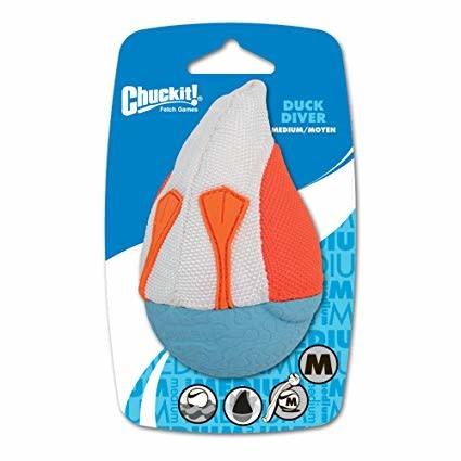 Chuckit! Chuckit Ball Duck Diver Amphibious Medium Product Image