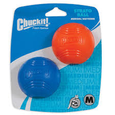 Chuckit! Chuckit Strato Ball Medium 2Pk Product Image