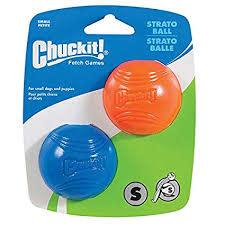 Chuckit! Chuckit Strato Ball Small 2Pk Product Image