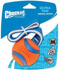Chuckit! Chuckit Tug/Shake/Toss Ultra Tug Medium Product Image