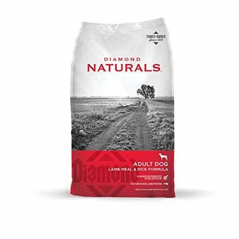 Diamond Diamond Naturals Adult Lamb and Rice Dog Dry 40lbs Product Image