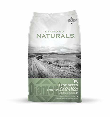 DIAMOND PET FOODS Diamond Naturals Large Breed Adult Dog Lamb and Rice Dry Dog 40lbs Product Image
