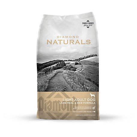 DIAMOND PET FOODS Diamond Naturals Lite Adult Lamb and Rice Dog Dry 30lbs Product Image