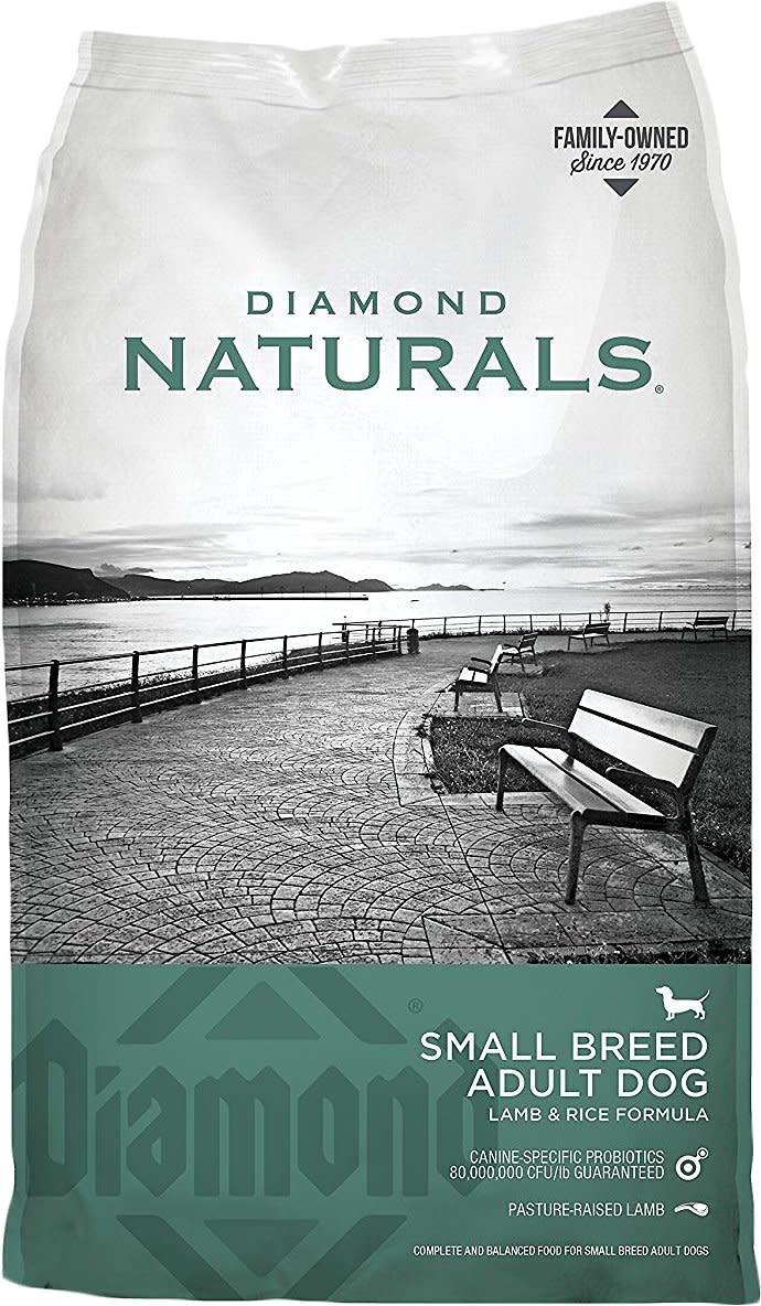 Diamond Diamond Naturals Small Breed Lamb and Rice Dog Dry 6# Product Image