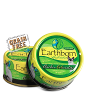 Earthborn Holistic Earthborn Holistic Chicken Catcciatori Cat Can 3oz Product Image