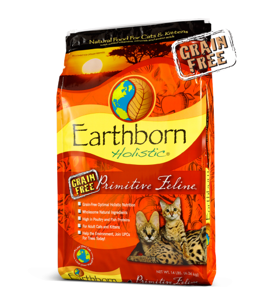 Earthborn Holistic Earthborn Holistic Grain Free Primitive Feline 14lbs Product Image
