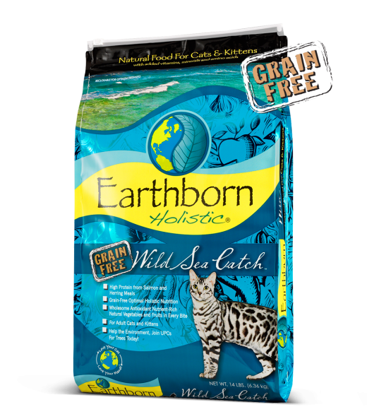 Earthborn Holistic Earthborn Holistic Grain Free Wild Sea Catch 5lbs Product Image