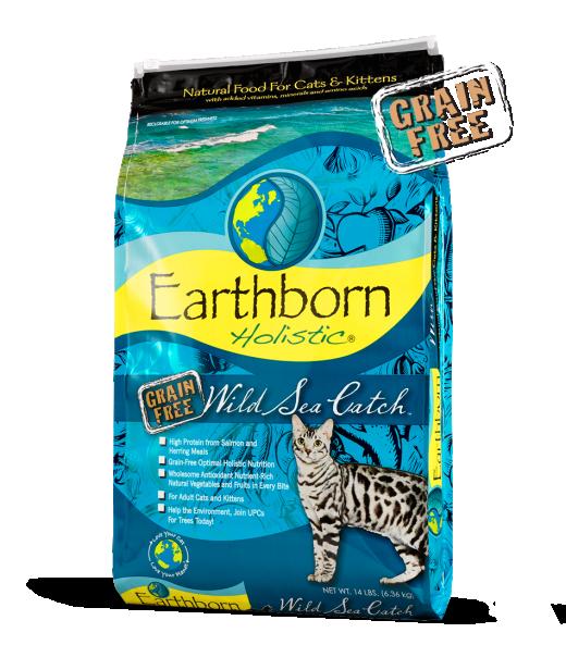 Earthborn Holistic Earthborn Holistic Grain Free Wild Sea Catch 14lbs Product Image