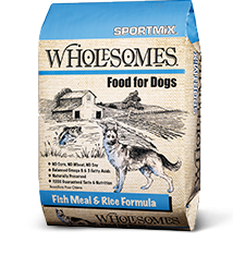 Sportmix Sportmix Wholesomes Fish Meal and Rice 40lbs Product Image