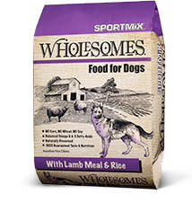 Sportmix Sportmix Wholesomes Lamb Meal and Rice 40lbs Product Image